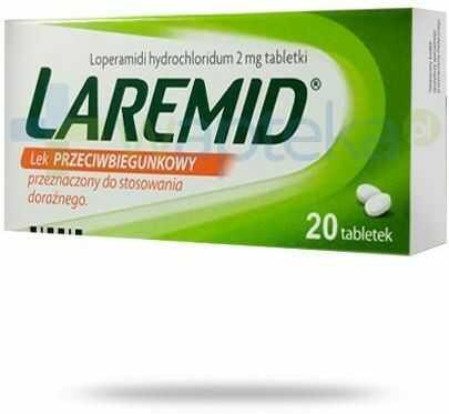 Laremid 2mg 20 tabletek