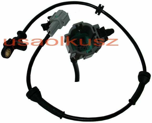 Czujnik ABS piasty koła przedniego Suzuki Equator 4x4 2009-2012