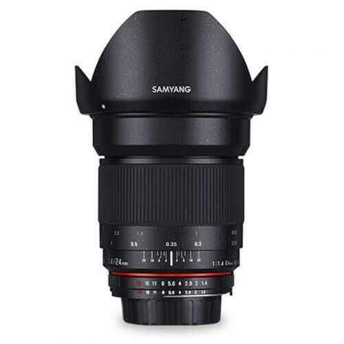 Samyang 24mm F1.4 Pentax