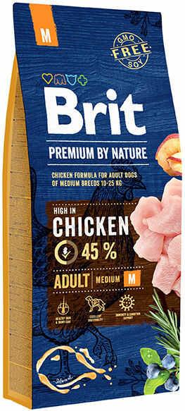 Brit Premium By Nature Adult Medium M 3kg Do każdego zamówienia dodaj prezent. Bez dodatkowych wymagań - tak łatwo jeszcze nie było!