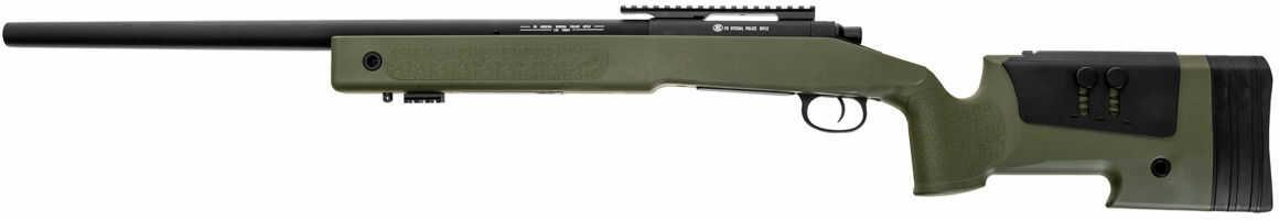 Karabin snajperski ASG FN Herstal SPR A2 - olive green (200714)
