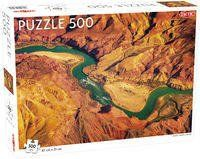 Puzzle Pustynia Wielki Kanion 500 - Tactic