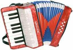 Bontempi 33 1730 akordeon z drewna