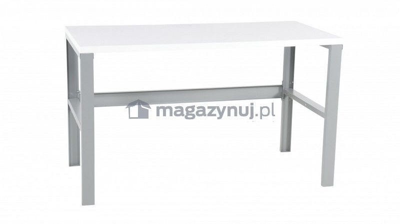 Stół warsztatowy wym. 1500x750x895 mm (półka: tak)