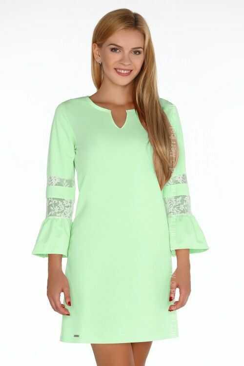 Megarnina Green 90487 sukienka