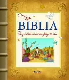 Moja Biblia Boża obietnica każdego dnia ZAKŁADKA DO KSIĄŻEK GRATIS DO KAŻDEGO ZAMÓWIENIA