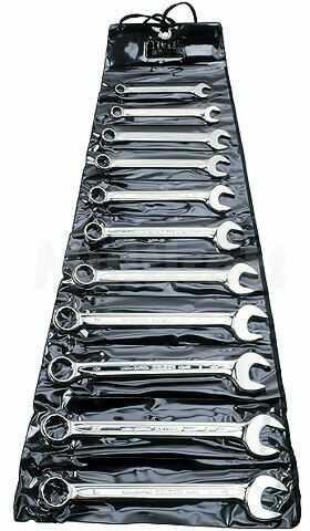 Zestaw kluczy płasko-oczkowych BAHCO 111M/11T 11szt.