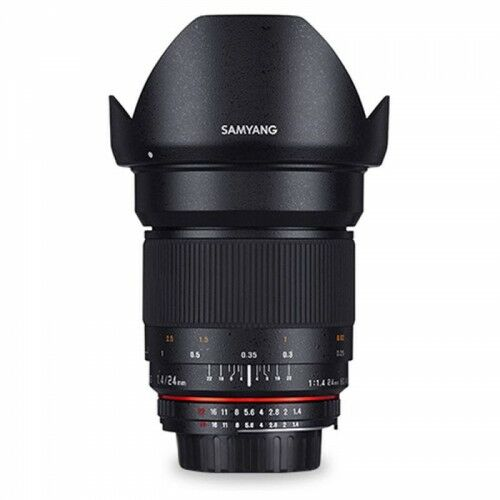 Samyang 24mm F1.4 Nikon AE