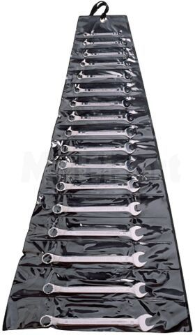 Zestaw kluczy płasko-oczkowych BAHCO 1952M/26T 26szt.