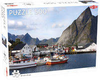 Puzzle View of the Lofoten 500 - Tactic
