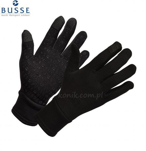 Rękawiczki zimowe LARS MOBILE ocieplane - BUSSE