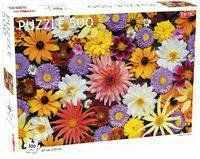 Puzzle Garden Flowers 500 - Tactic