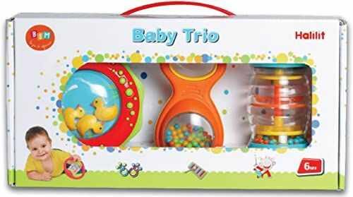 Bsm Musik  HA 20153  perkusja  Baby Trio