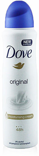 Dove Original Antyperspirant w sprayu 150 ml