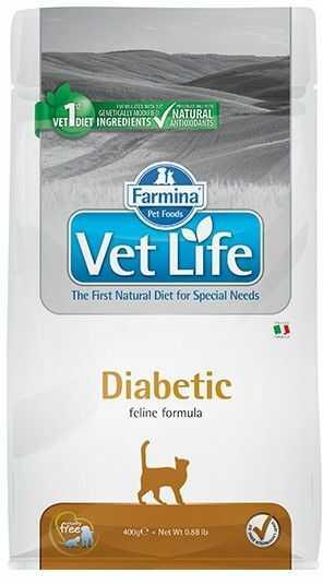 Farmina Vet Life Diabetic Cat