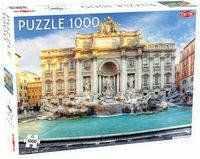 Puzzle Fontanna di Trevi - Rzym 1000 - Tactic
