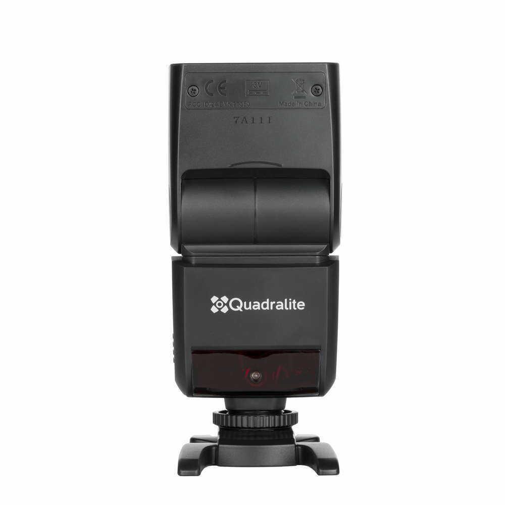 Quadralite Stroboss 36N - lampa błyskowa TTL do Nikon Quadralite Stroboss 36N