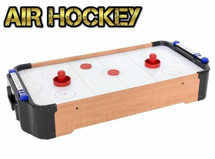Zestaw/Stół do Gry w Cymbergaja (Air Hockey).