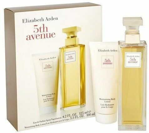 Elizabeth Arden 5th Avenue - damska EDP 125 ml + mleczko do ciała 100 ml
