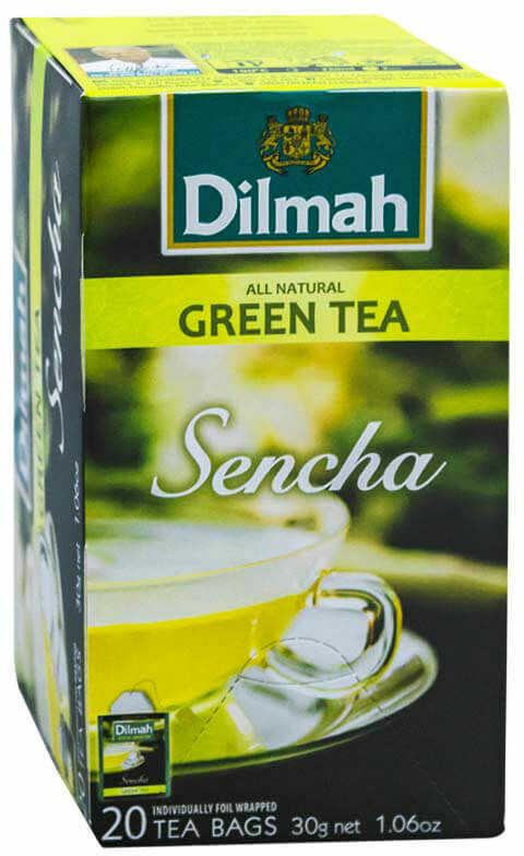 Dilmah Green Tea Sencha 20 torebek