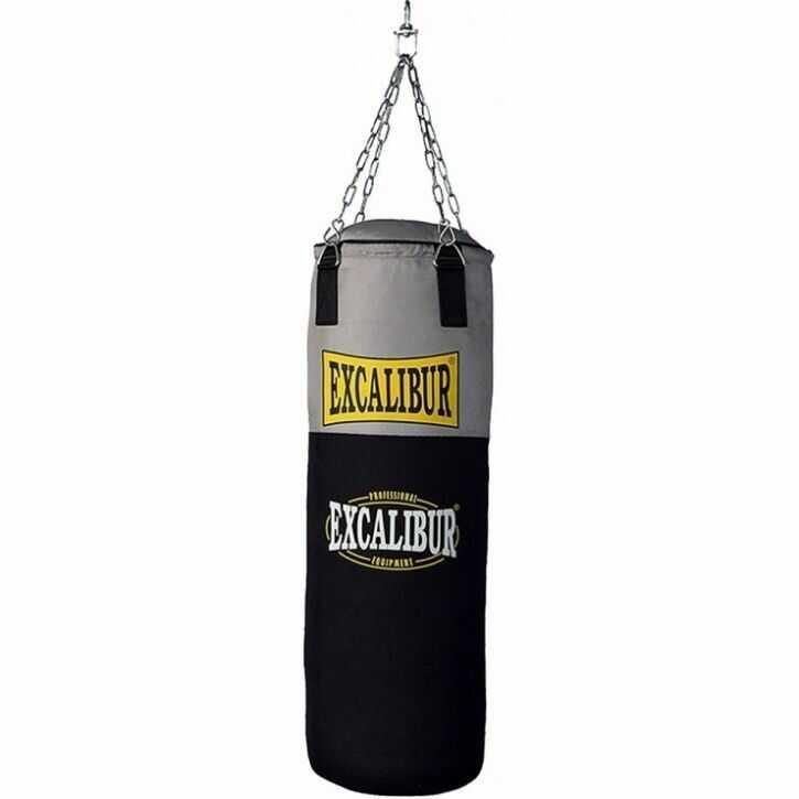 26kg Worek treningowy nylonowy EXCALIBUR ALLROUND 100 Maxxus bokserski z łańcuchem