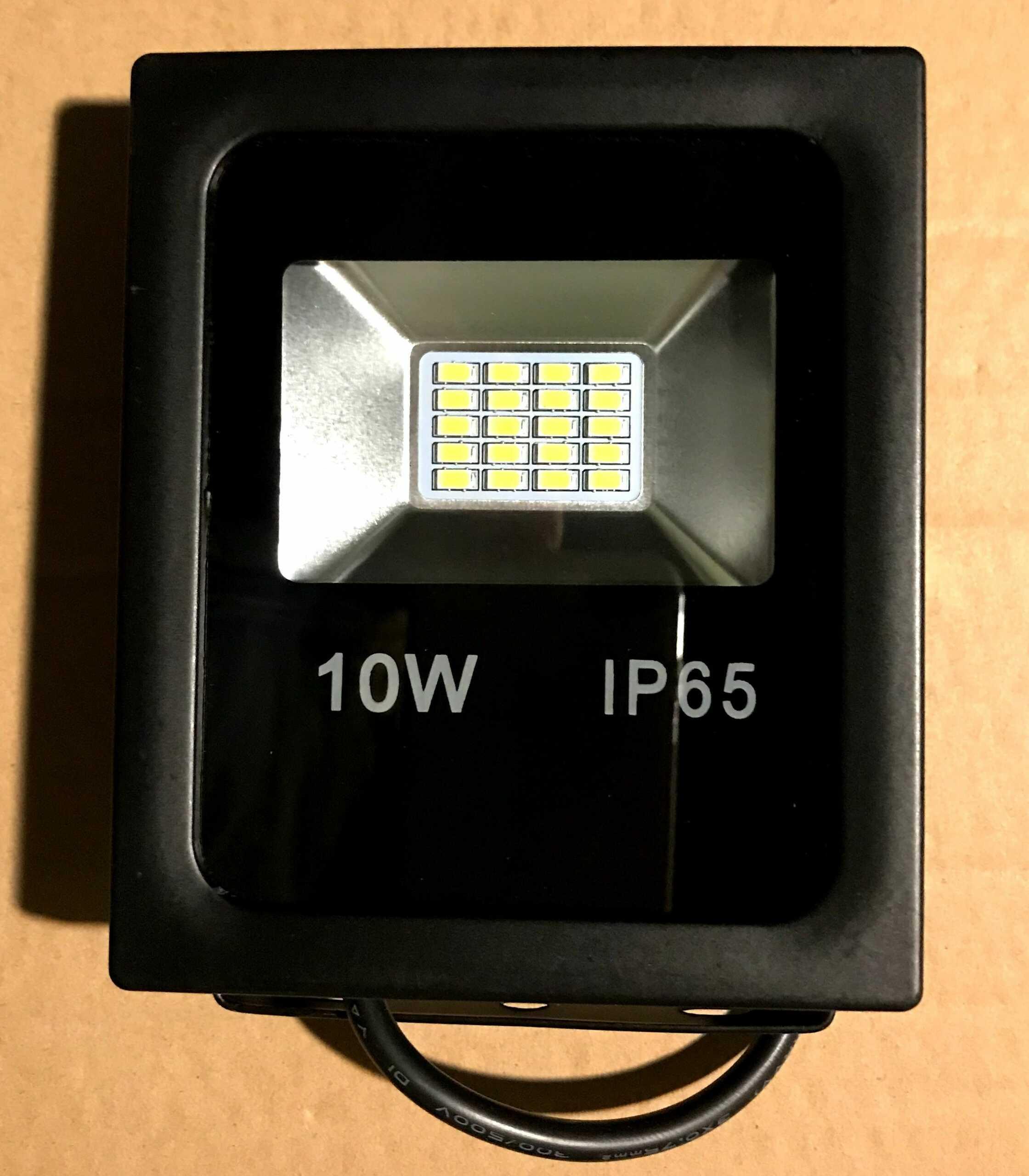 HALOGEN LAMPA NAŚWIETLACZ LED 10W 12V 24V DC 13282723