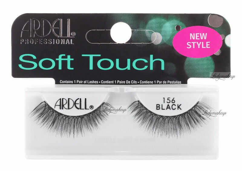 ARDELL - Soft Touch - Rzęsy na pasku - 156