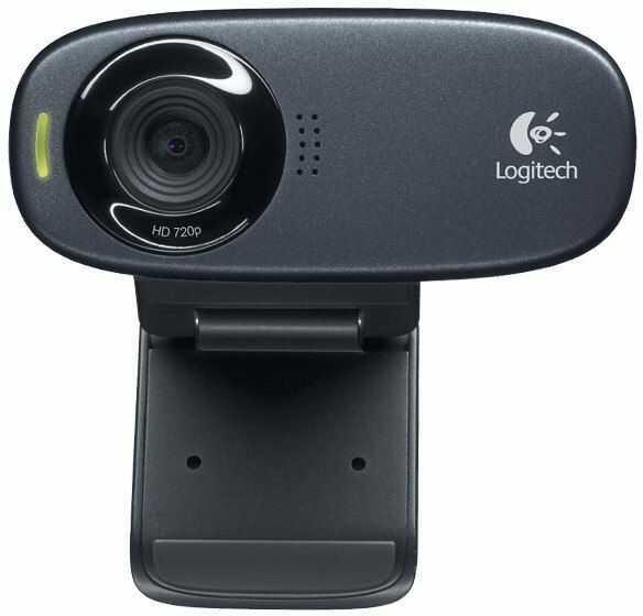 Logitech C310 Webcam HD 960-001065
