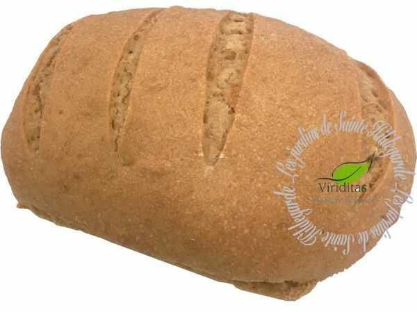 Chleb z samopszy wstępnie pieczony 400g BIO*, - 94612