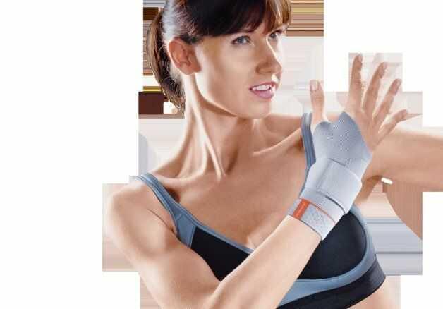 Orteza stabilizująca ręki MANUDYN 7057 Lewa/XXL