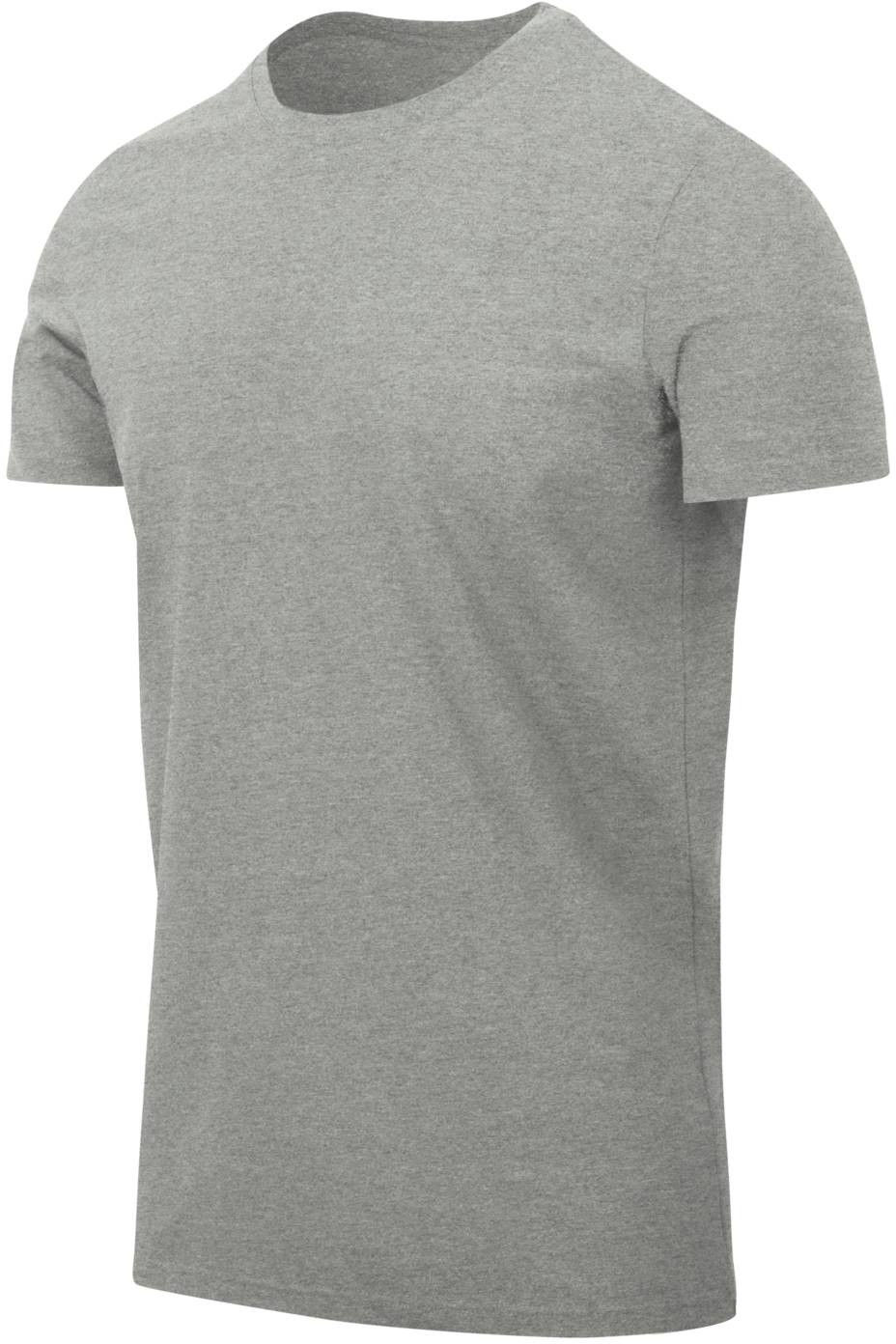 Koszulka T-Shirt Helikon Slim Melange Grey (TS-TSS-CC-M3) H
