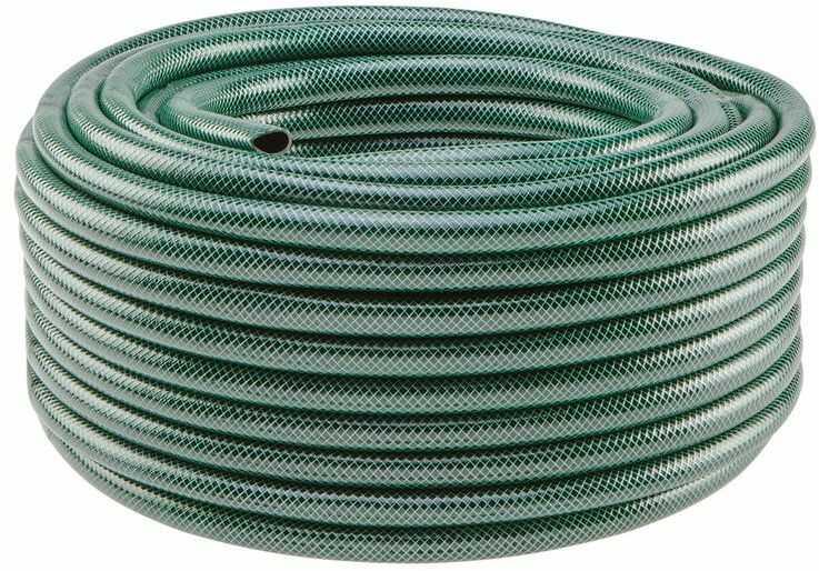 Wąż ogrodowy 30m 1/2'' ECONOMIC zielony 15G801