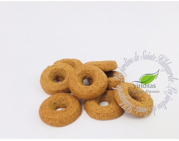Ciasteczka cynamonowe z płaskurki 200g Bio*, - 94606