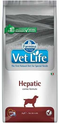 Farmina Vet Life Hepatic Dog