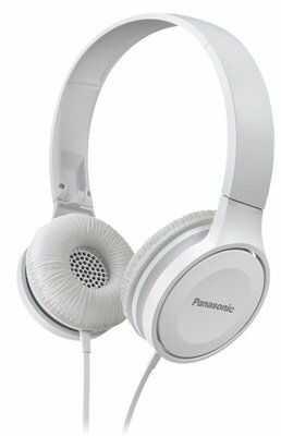 Słuchawki PANASONIC RP-HF100E-W
