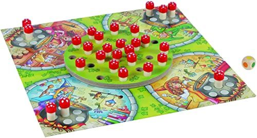 Beleduc 22701 kuchnia czarownicy dla dzieci i rodzinna gra