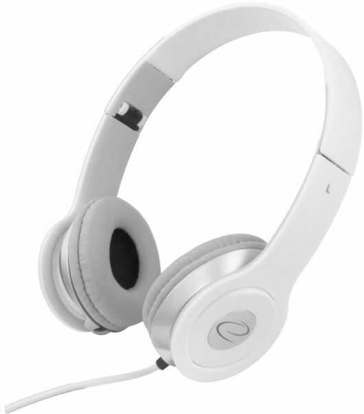 EH145W Słuchawki Audio Techno białe Esperanza
