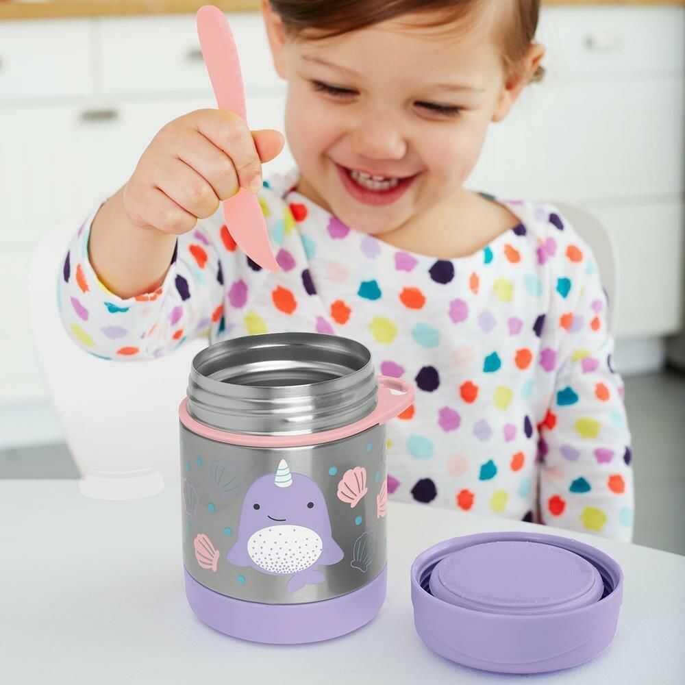 Termos Zoo Narwal 9I238710-Skip Hop, akcesoria dla dzieci