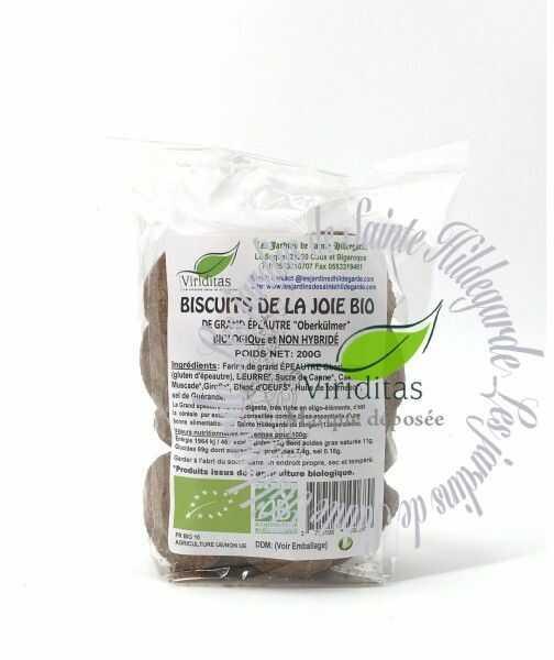 Ciasteczka orkiszowe dodające energii i radości 200 g *, - 00036B