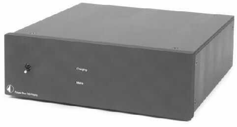 Pro-Ject POWER BOX RS PHONO - czarny +9 sklepów - przyjdź przetestuj lub zamów online+
