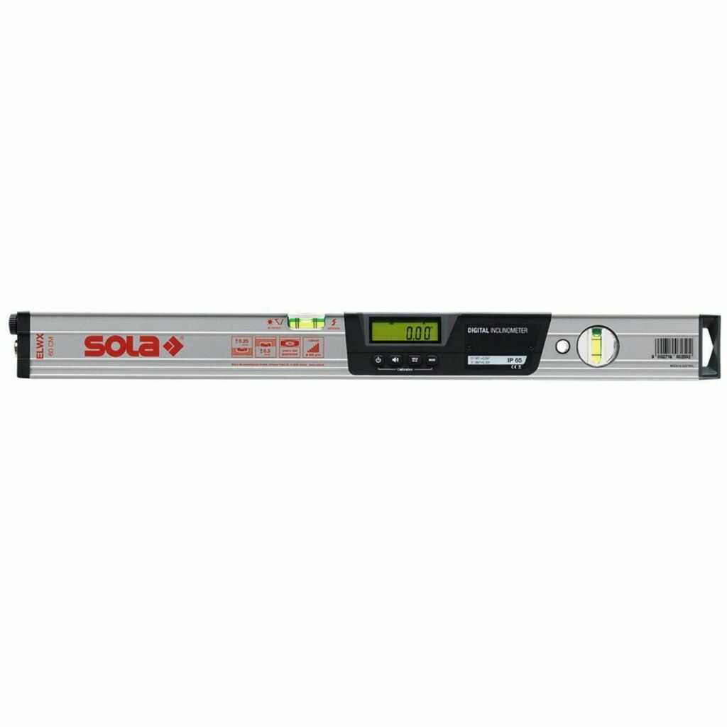 Poziomica elektroniczna z laserem SOLA Lasertronic ELWX 60cm
