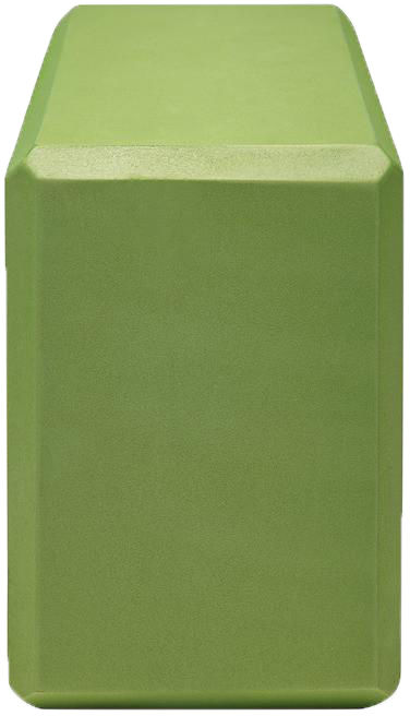 Kostka do jogi z pianki GAIAM (apple green)