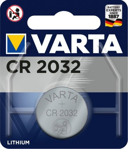 Bateria VARTA CR2032