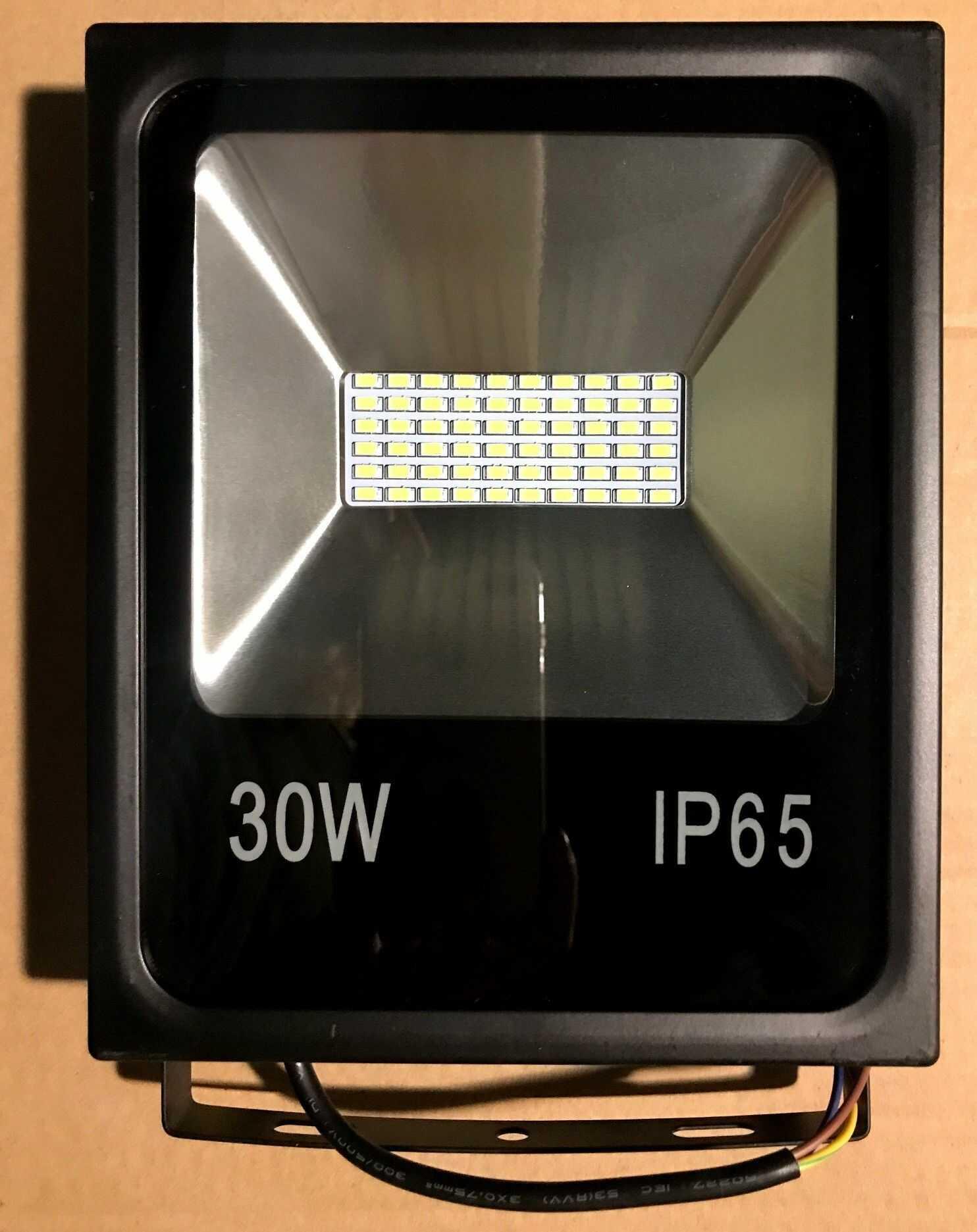 HALOGEN LAMPA NAŚWIETLACZ LED 30W 36V JAKOŚĆ!!! 13282742