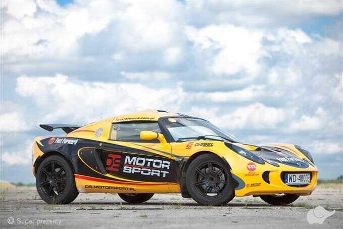Lotus Exige vs Subaru Impreza