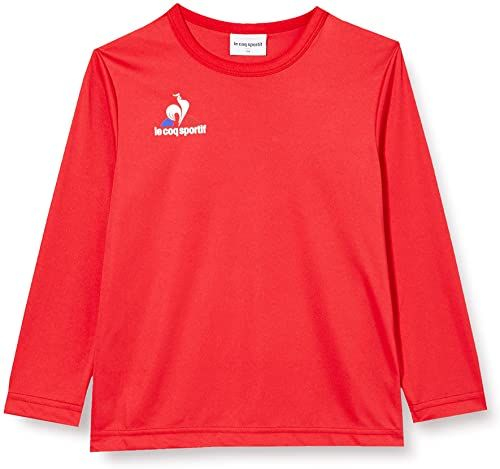 Le Coq Sportif N 1 Maillot Match Enfant Ml podkoszulek, czerwony (Vintage Red), 10A