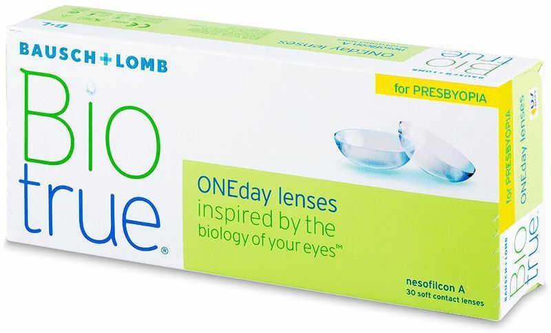 Biotrue ONEday for Presbyopia (30 soczewek)