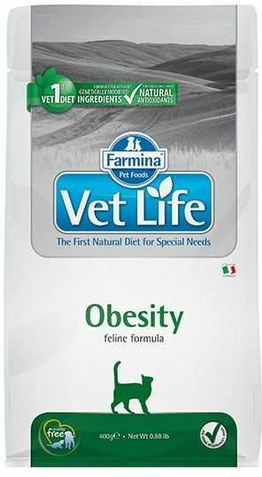 Farmina Vet Life Obesity Cat