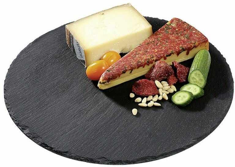 Cilio - formaggio - okrągła deska do serwowania sera,  30,00 cm