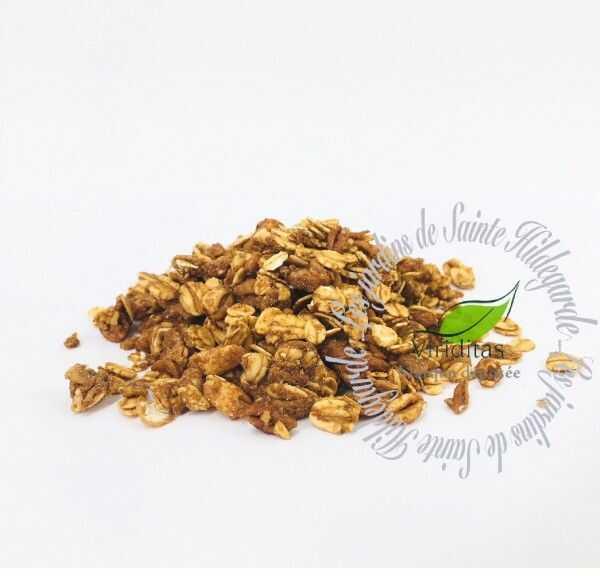 Crunchy z płaskurki 250g Bio*, - 94605